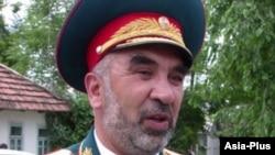 Гаффор Мирзоев.