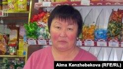Назым Жүнісбекова. Алматы, 26 ақпан 2013 жыл.