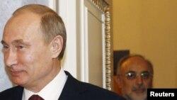 Рускиот премиер и претседателски кандидат Владимир Путин