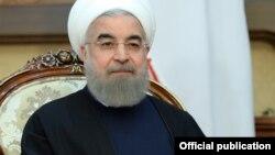 Иран президенти Хасан Роухани.