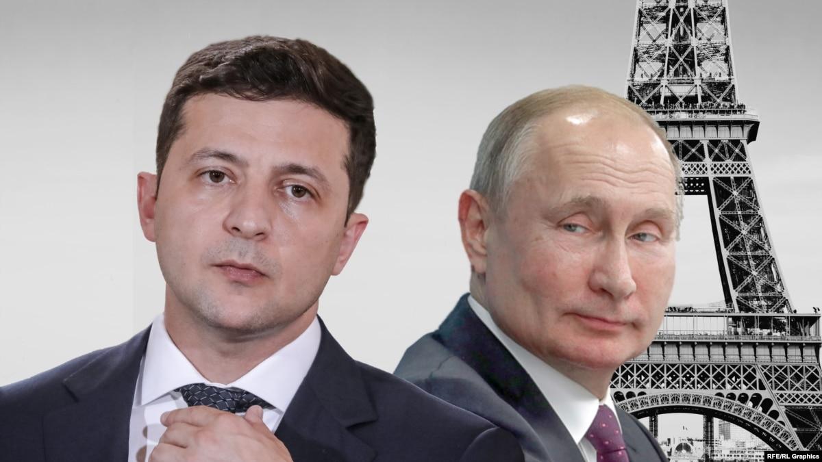 Саммит «нормандской четверки» продолжится после разговора Зеленского и Путина – ОПУ и Париж