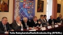 На міжнародній конференції «Космічні технології: сьогодення та майбутнє»