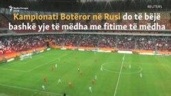 Përfitimet milionëshe nga stadiumi në Rusi