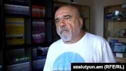 Ermənistan-Aleksander Iskandarian, siyasi təhlilçi
