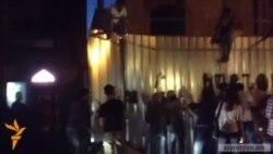 Երևանում գիշերը 11 քաղաքացի է բերման ենթարկվել