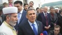 Миңнеханов Татарстан белән Кырымның хезмәттәшлеге турында