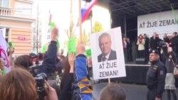 Zeman u novoj trci za predsednika Češke
