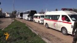 اجلاء مدنيين من حمص القديمة
