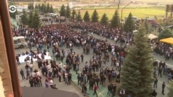 Thousands Protest Ingushetia-Chechnya Deal
