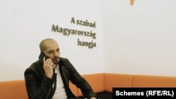 Роберт Баторі – журналіст з будапештського бюро Радіо Свобода, який зібрав свідчення того, як у 2018 році до прикордонних сіл Угорщини організовано привозили українців