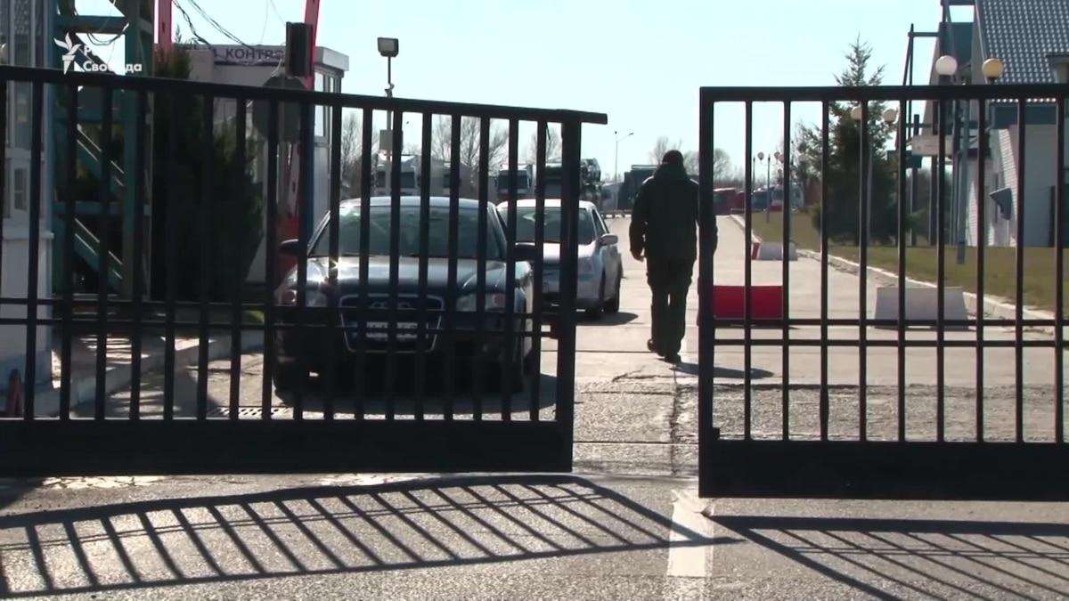 Ситуация на украинско-польской границе – видео