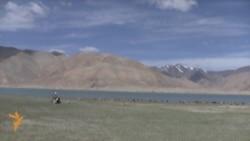 Кытай: Кызыл-Суудагы кыргыз айыл