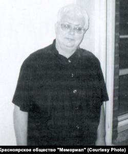 Юлия Аксельрод. 2004 год