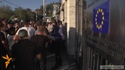 «Դեմ ենք Ռուսաստանի հետ Մաքսային միությանը» նախաձեռնությունը շարունակում է իր բողոքը