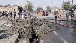 در حمله مرگبار صبح امروز در کابل ۱۰ تن کشته شدهاند