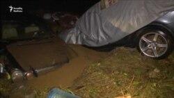 15 nəfər öldü. Maşınlar suyun altında qaldı