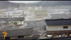 Tërmeti masiv dhe cunami në Japoni