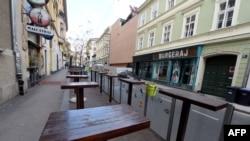 Zagreb (fotoarhiv: novembar/studeni 2020)
