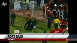 Scores Killed In Violence At Egyptian Soccer Game