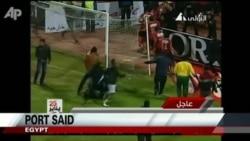 Smrtonosni val nasilja na stadionu u Egiptu