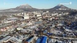 Завод-призрак в Железноводске