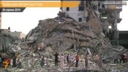 Ізраїль веде повітряний обстріл території Смуги Гази