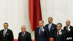 Првата седница на новиот Парламент