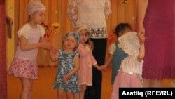 Утренник в одном из детских садов Ижевска