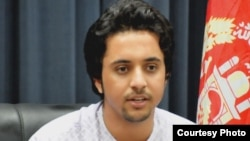 جاوید فیصل معاون سخنگوی ریاست جراییه