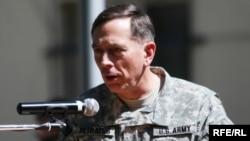 АКШ хәрбиләре җитәкчесе генерал Дэвид Петраус