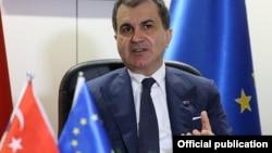 Türkiyənin Avropa İttifaqı naziri Ömer Çelik Avstriyanı kəskin tənqid edib