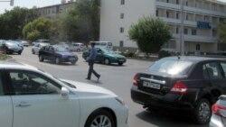 Ýol-gözegçilik polisiýasy ýagyşdan soň 'hapa maşynlary' awlamaga çykýar