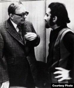 Дмитрий Шостакович и Соломон Волков