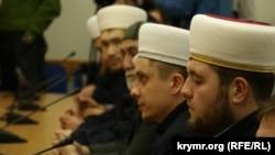 Підписання Хартії мусульман України, 5 грудня 2016 року