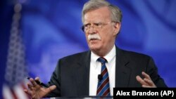Former UN Ambassador John Bolton has been chosen to be the next U.S. national-security adviser.