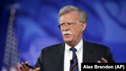 John Bolton, imagine de arhivă.