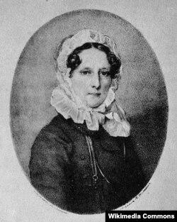 Княгиня Анна Сергеевна Голицына (1779-1837). Художник Петр Соколов