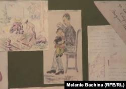 Рисунки из ГУЛАГа