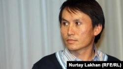Тоқтарәлі Таңжарық, ақын. Алматы, 29 қараша 2012 жыл.