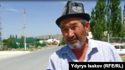 Рустам Төрөбеков.