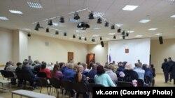 Суд над Олегом Марковым