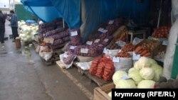 Симферопольский рынок Привоз
