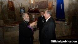 Լուսանկարը՝ Հայաստանի նախագահի գրասենյակի