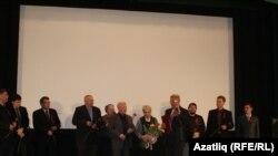 """""""Мир"""" кинотеатрындагы чара"""