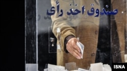 عکس از انتخابات ریاست جمهوری سال ۸۸