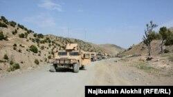افغان ځواکونو د عملیاتو پر مهال ـ ارشیف انځور.