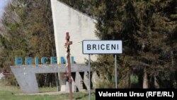 Intrarea în Briceni