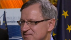 Interviu cu co-raportorul APCE pentru Moldova, Egidijus Vareikis