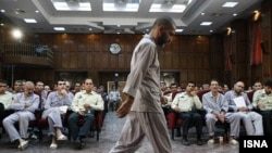 یکی از دادگاههای گروهی اخیر در ایران