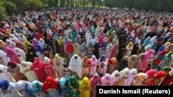 Индиядагы мусулман аялдар.